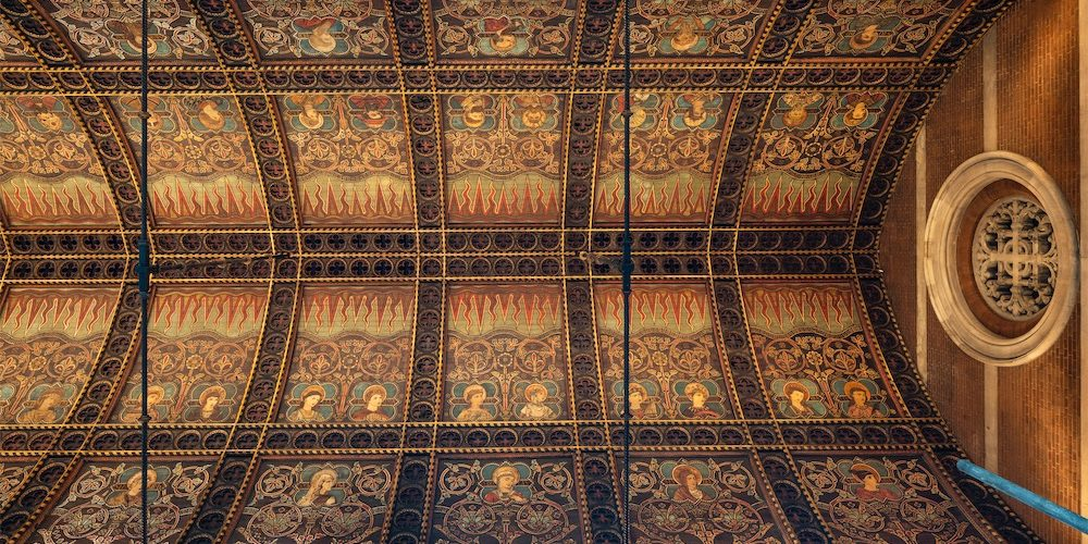 Grand Junction St Mary Magdalene Church Ceiling