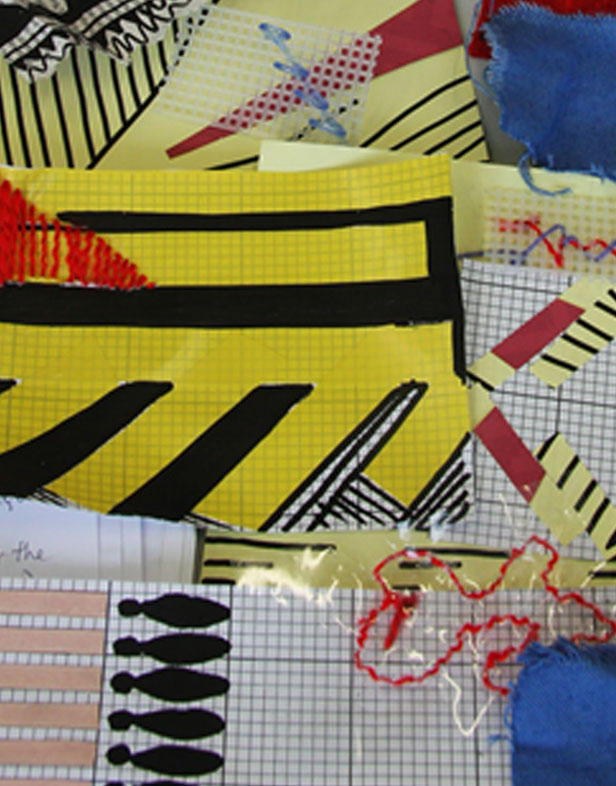 Tea and Textiles: Heritage Inspired Art & Craft course
