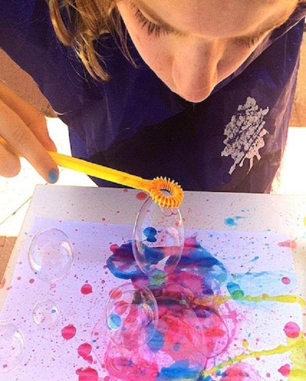 Art Party: Family workshop – ONLINE