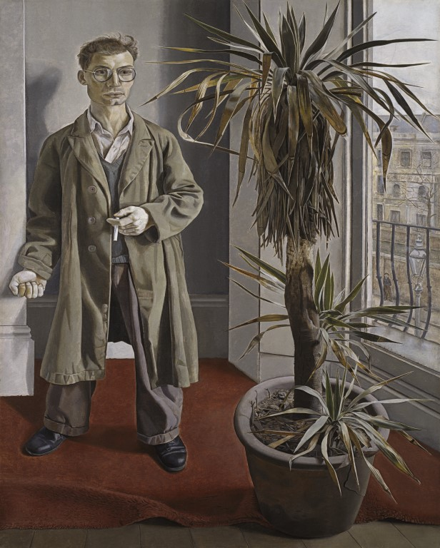 Lucian Freud in Paddington