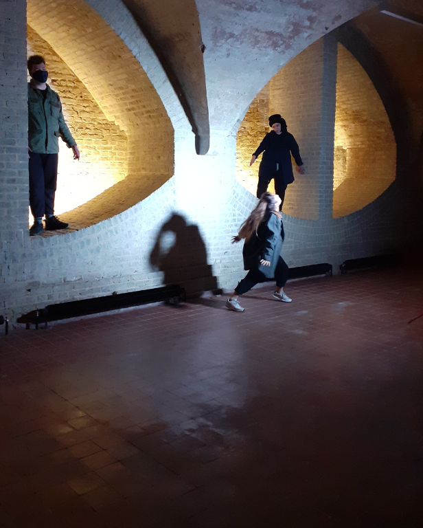Connections – A Digital Dance Project