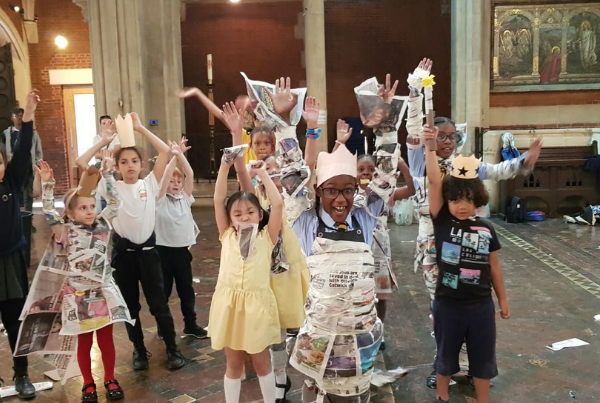Junction Juniors: A Creative After-School Club
