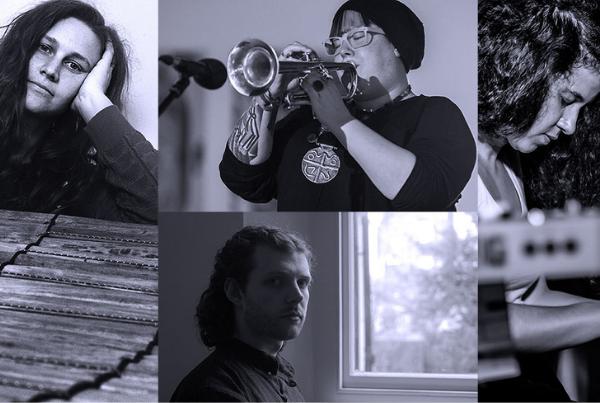 Daylight Music: Bex Burch, Kim Macari, Maria Grapsa & Ell Kendall